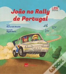 João no Rally de Portugal