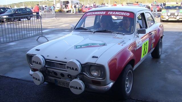 Rally Portugal Histórico 1