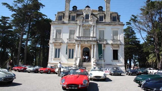 Encontro 50 Anos Jaguar E-type