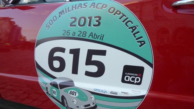 500 Milhas ACP Opticália