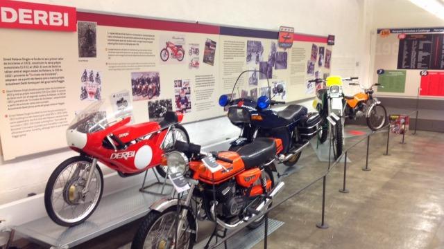 Museu de Motos de Barcelona
