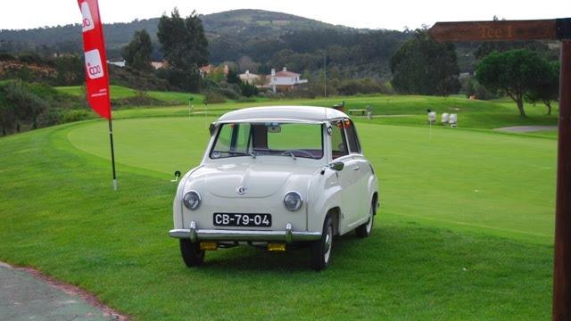 Passeio 10º Aniversário do ACP Golfe