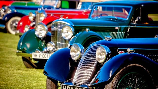 Cascais Classic Motorshow - Concurso de Elegância e Desfile