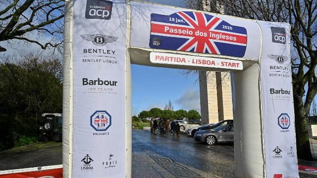 Passeio dos Ingleses Lisboa