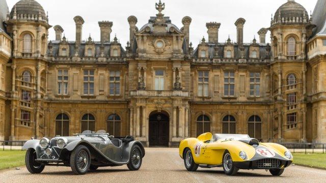 Auto Royale – British International Concours D'elegance