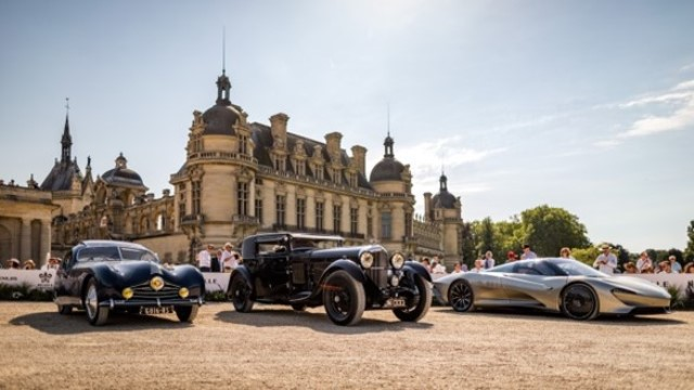 Chantilly Art & Elegance