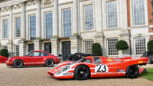 Concours Of Elegance – Hampton Court Palace