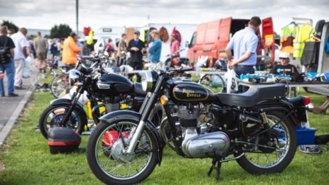 Kempton Park Motorcycle Autojumbles