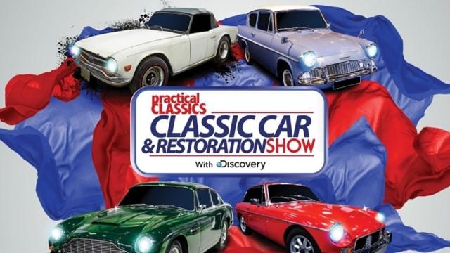 Nec Classic Car & Restoration Show