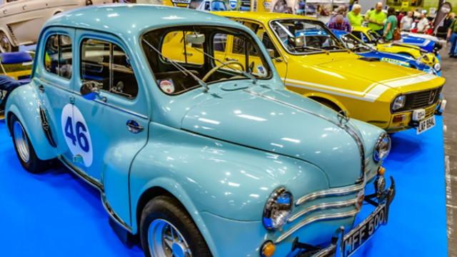 Nec Classic Motor Show – Birmingham