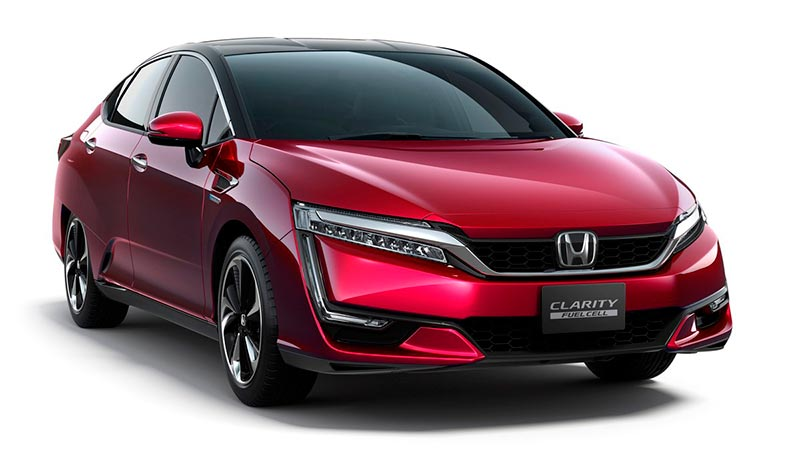 Honda Clarity Fuel
