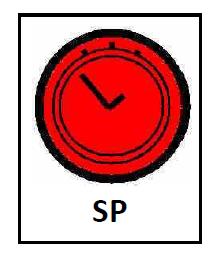 Controlo horário sem paragem